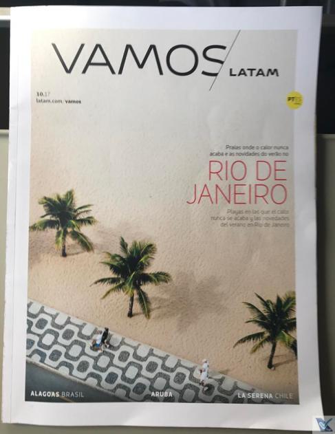 Revista Vamos LATAM