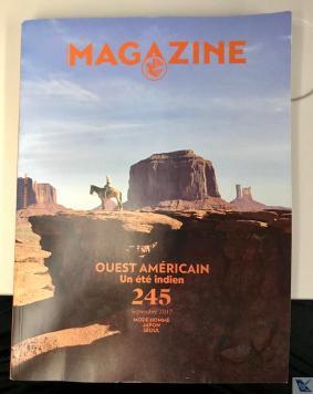 Revista de Bordo - Air France