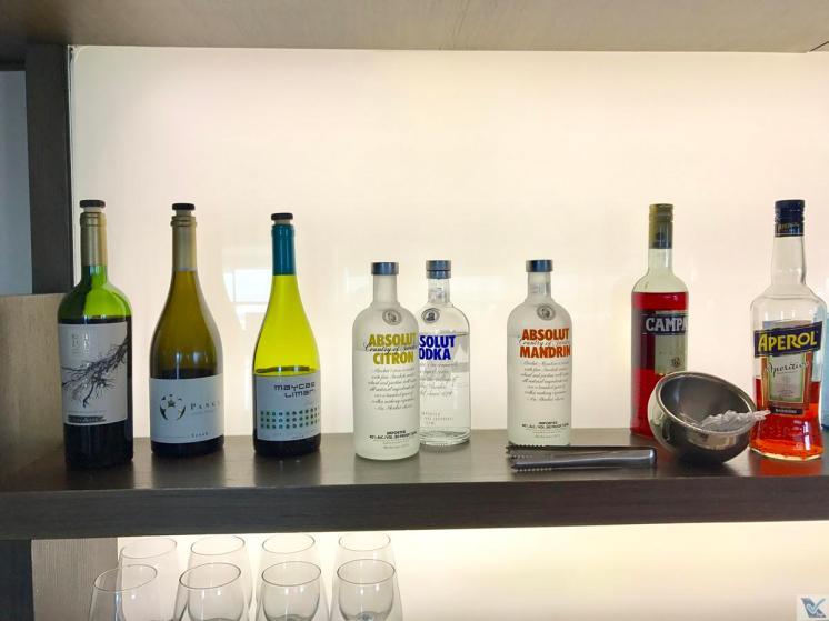 Sala VIP - Bebidas (1)