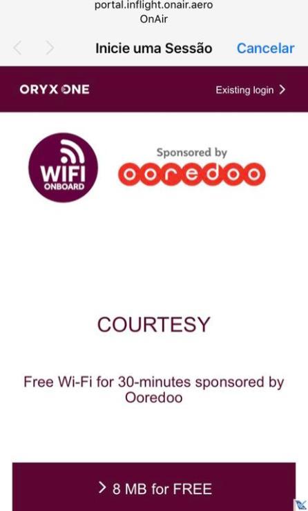 Wi-fi a bordo - A350 da Qatar (2)