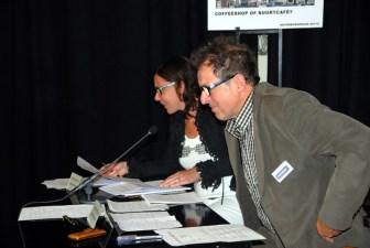Expertpanel: August de Loor en Nicole Maalsté (© Gonzo media)