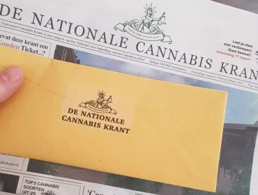 Gouden Ticket De Nationale Cannabis Krant