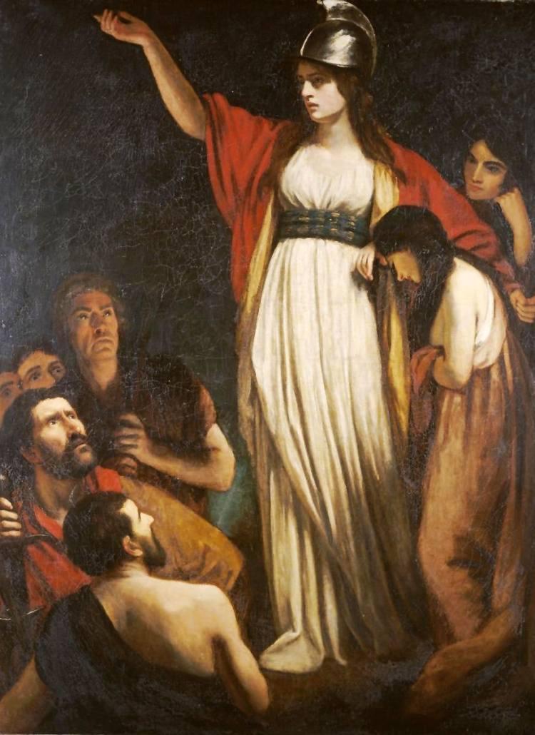 Boudicea Story