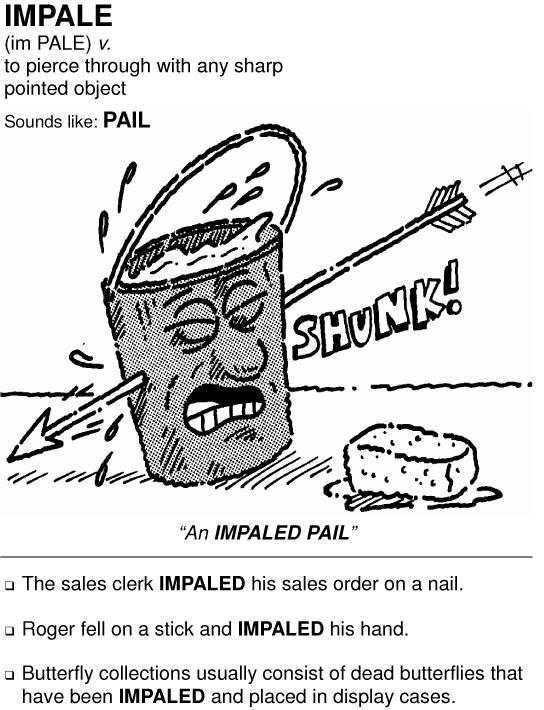 Mnemonic Cartoon Samples