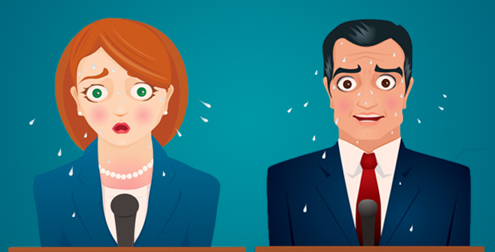 Vocabulary and Confidence: Why People Fear Public Speaking More than Death