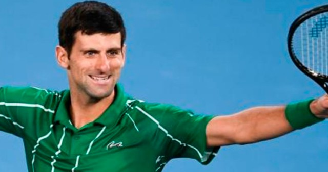 Djokovic perdió su imagen
