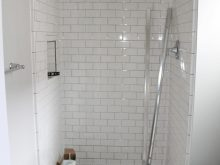 Bathroom With Subway Tile