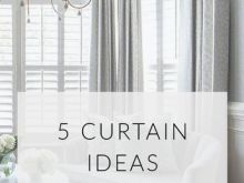 Bay Window Curtain Decoration