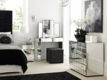 black white and silver bedroom ideas