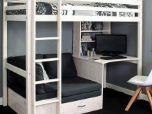 Cool Bunk Beds With Desks