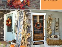 Diy Fall Front Door Decor