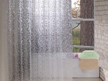 extra long shower curtain liner 25