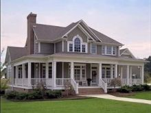 Farmhouse Wrap Around Porch