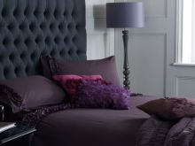 Masculine Purple Bedding