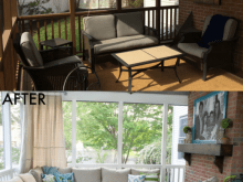 Screened In Porch Decorating Ideas