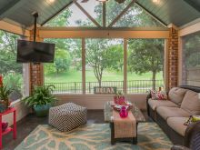 Screened In Porch Interior Ideas