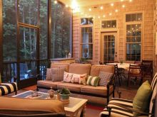 Screened In Porch Lighting Ideas