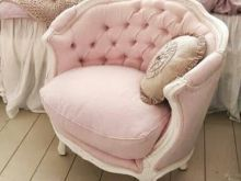 shabby chic bedroom chair