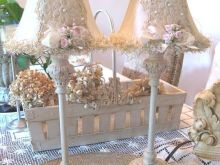 Shabby Chic Bedroom Lamps