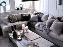 Silver Andark Living Room Decor