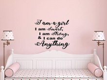 Wall Decals For Girl Bedroom