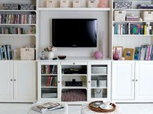 Wall Storage Ideas For Living Room