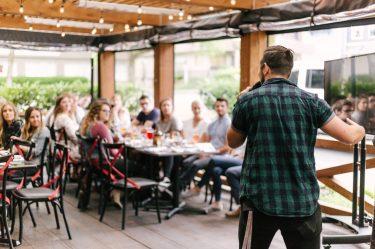 Public Speaking Lessons