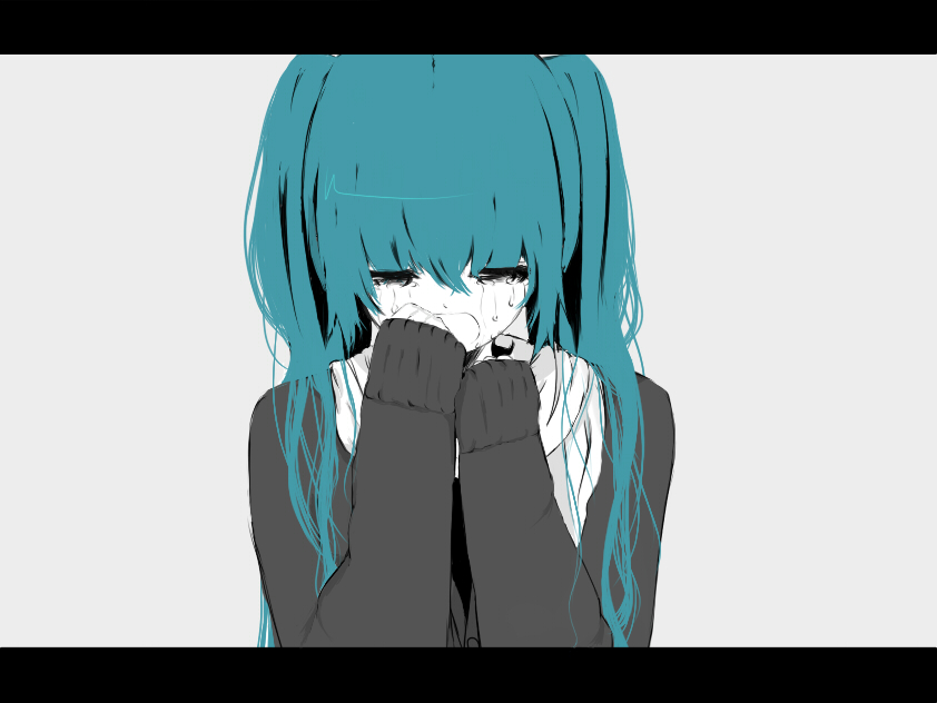 Hatsune Miku Rolling Girl Wallpaper When The First Love Ends Hatsune Miku Lyrics Eng
