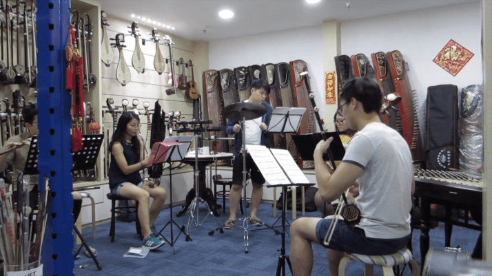 JW Marriott Taste the Moment_Vocalise_Lok Ensemble Rehearsal 3