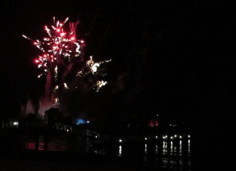 Sentosa Fireworks - Vocalise
