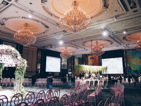Shang island ballroom