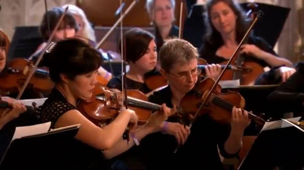 Violinists