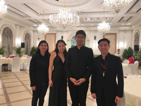 Vocalise String Quartet Singapore
