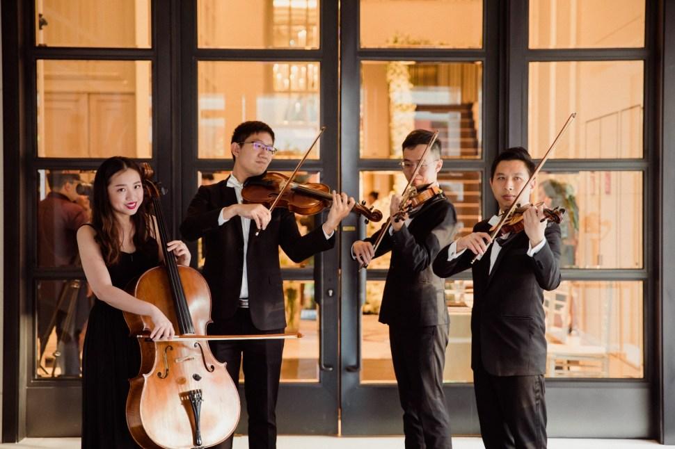 Vocalise String Quartet