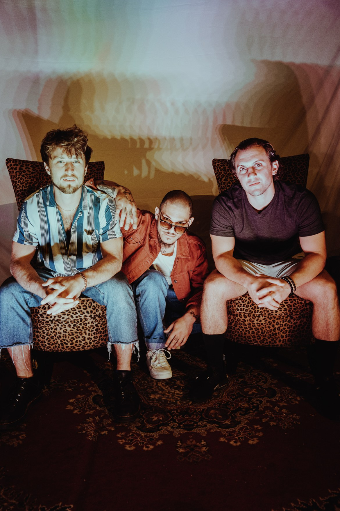 HCC Trio via Emma Zanger