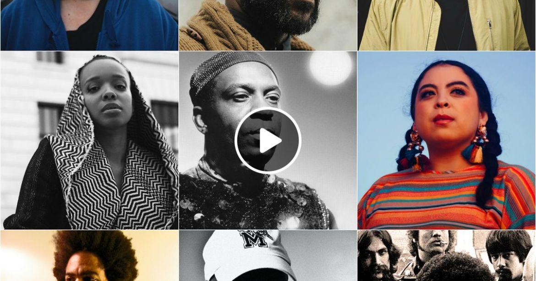 Rhythm Lab Cover Chicago Edition
