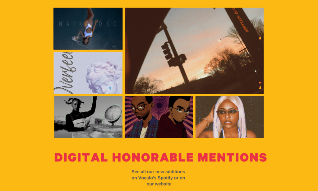 Bekoe's Top 5 Honorable Mentions For June