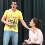Barcelona performance students