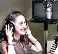 Jenni recording