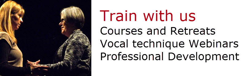 Train with Vocal Process