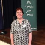 Anne Leatherland, our Vocal Process Accredited Teacher