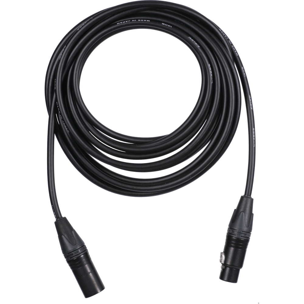 hight resolution of vocas audio cable stereo dual channel xlr 5 pin female to xlr 5