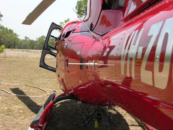 H125 ready for action
