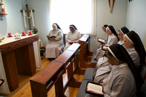 Daughters of Our Lady of the Garden