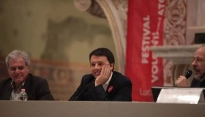 Renzi-Volontariato