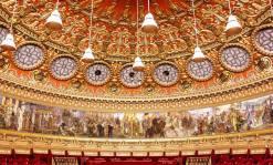 Sala de concerte a Ateneului Român