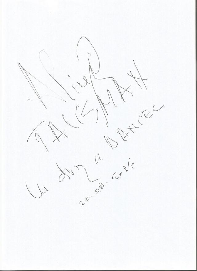 autograf-talisman