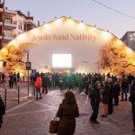 Dopo Matera anche a Jesolo inaugurato il Sand Nativity