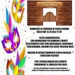 Carnevale a Spilimbergo Domenica 16 febbraio 2020