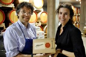 Nicoletta und Stefano Campedelli